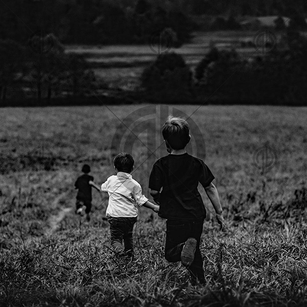 Koşturan Çocuklar