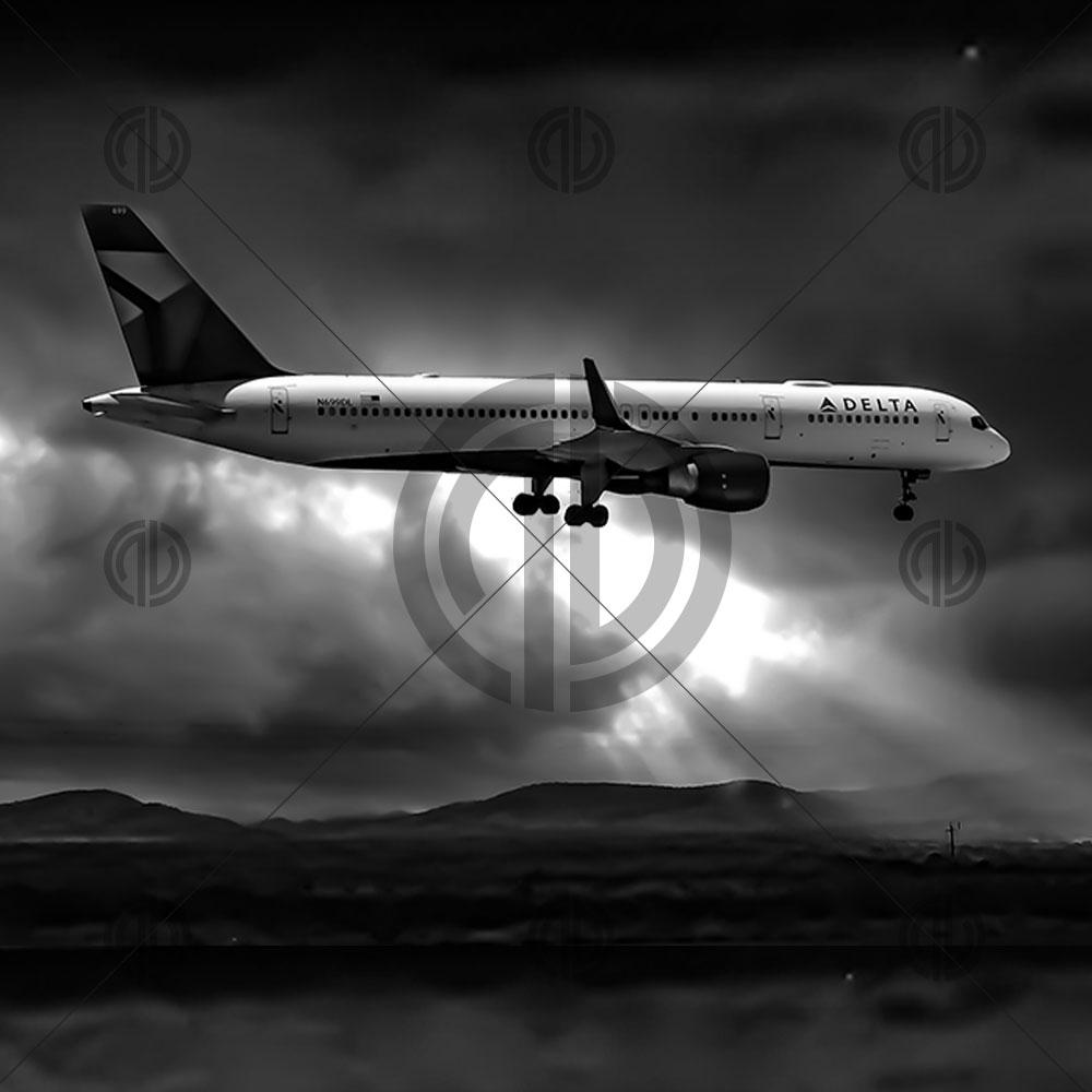 Uçak Piste İniş