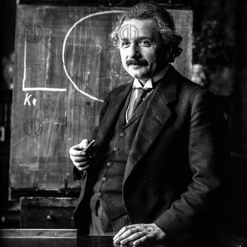 Einstein Portre