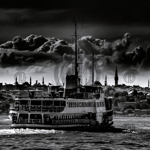 İstanbul ve Vapur