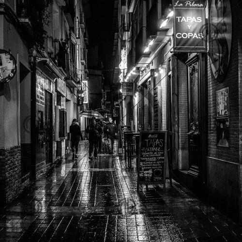 Şehirde Bir Akşam