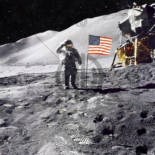 Astronot Görseli