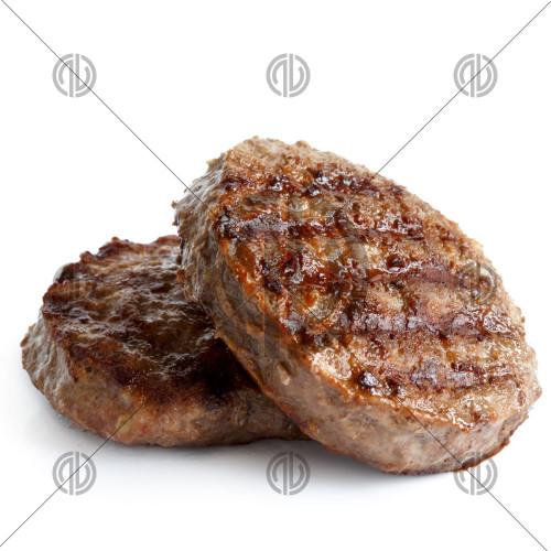 Hamburger Köftesit Fotoğrafı