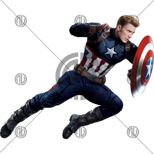 Kaptan Amerika Görseli