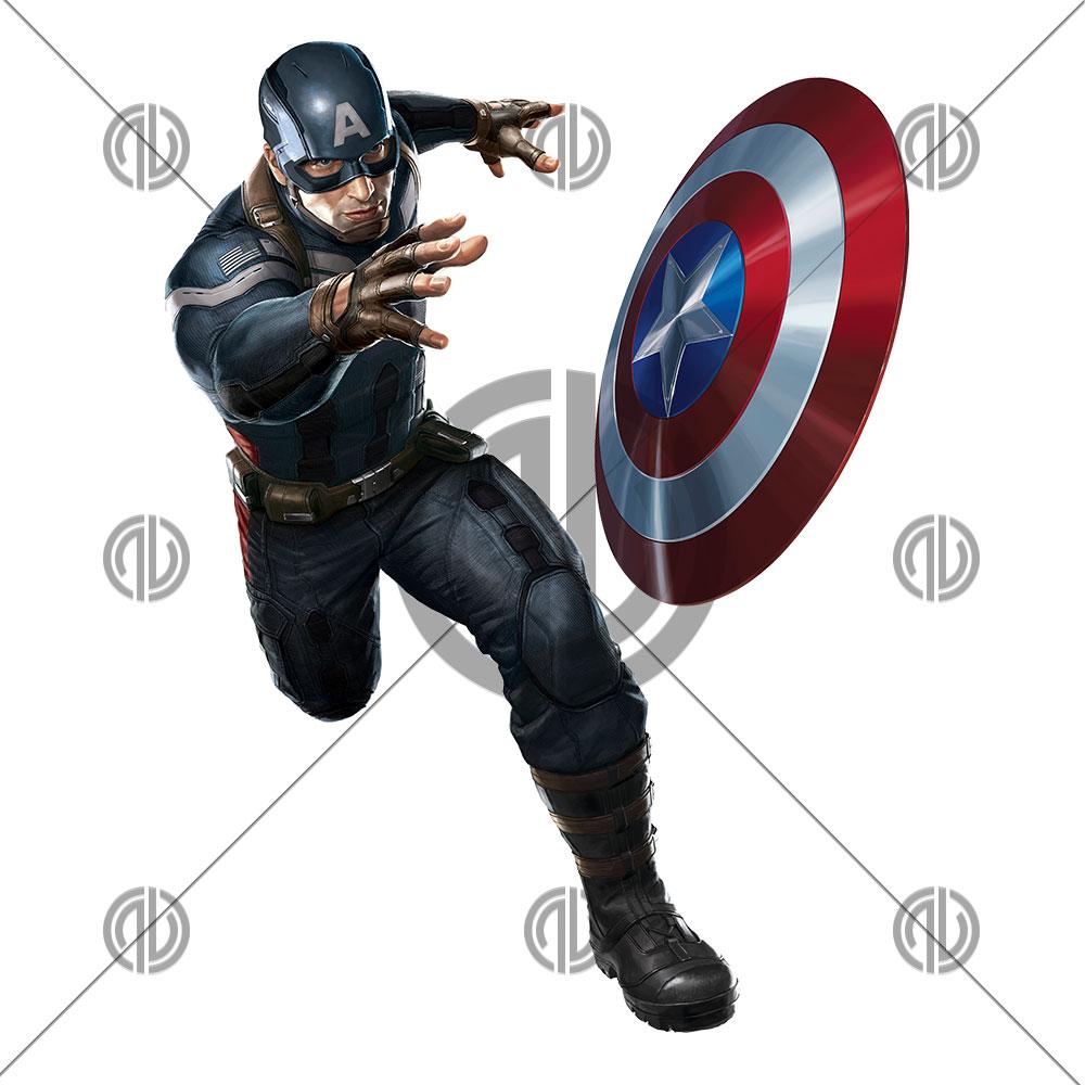 Kaptan Amerika Png İndir