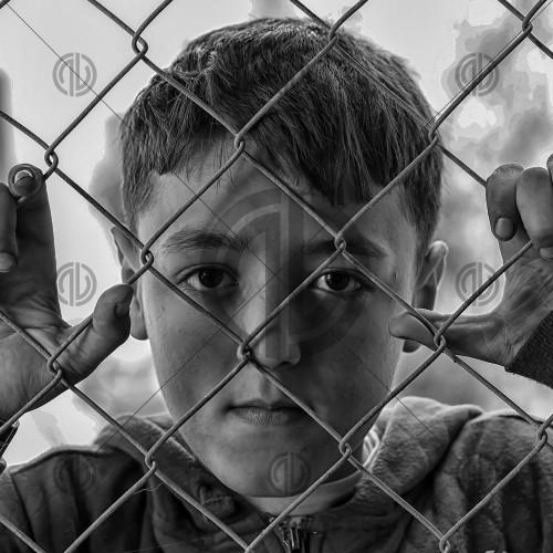 Esir Çocuk Fotoğrafı