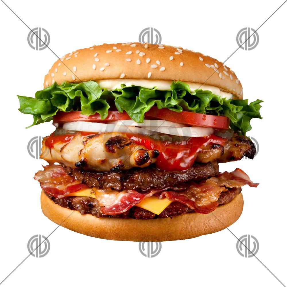 Fast Food Hamburger Png