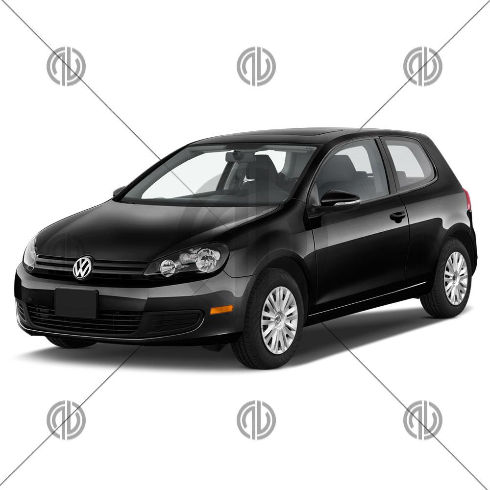Siyah Volkswagen Png