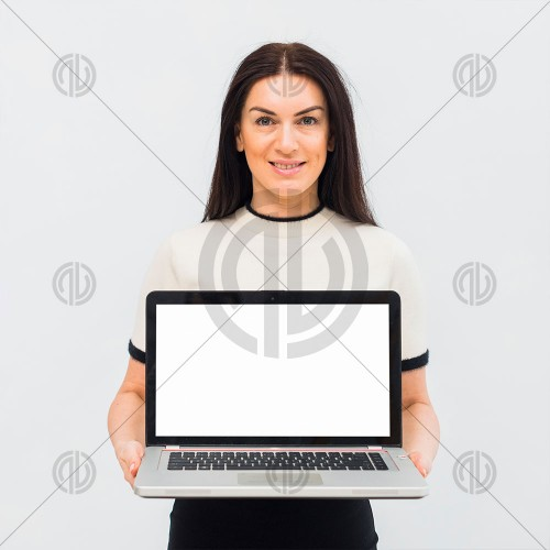 Laptop Mockup İndir