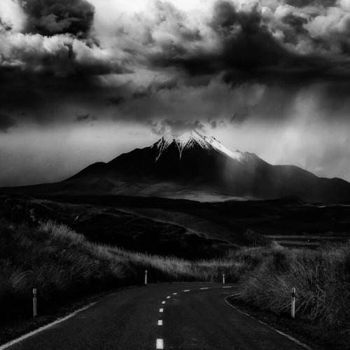 Dağ Manzara Fotoğrafı